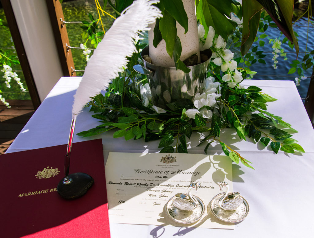Wen & Tianyin's Wedding Ceremony