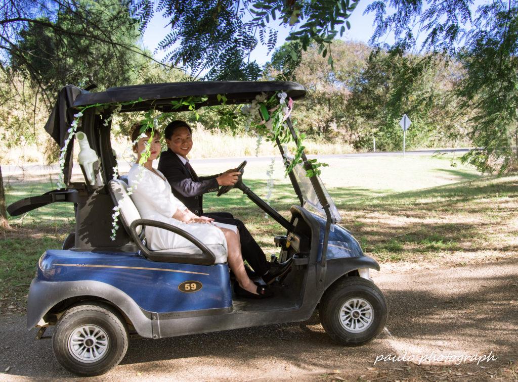 Golf Buggy Tour